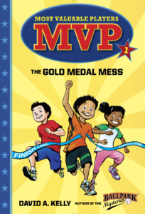 MVP #1 - The Gold Medal Mess